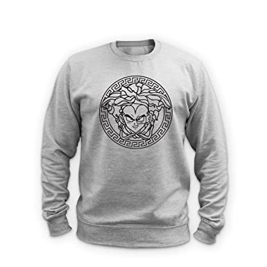 73207916b70 Illegal Art Boutique - Sweat-Shirt - Homme - Gris - Small  Amazon.fr ...