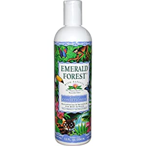 Botanical Hair Conditioner 12 Ounces