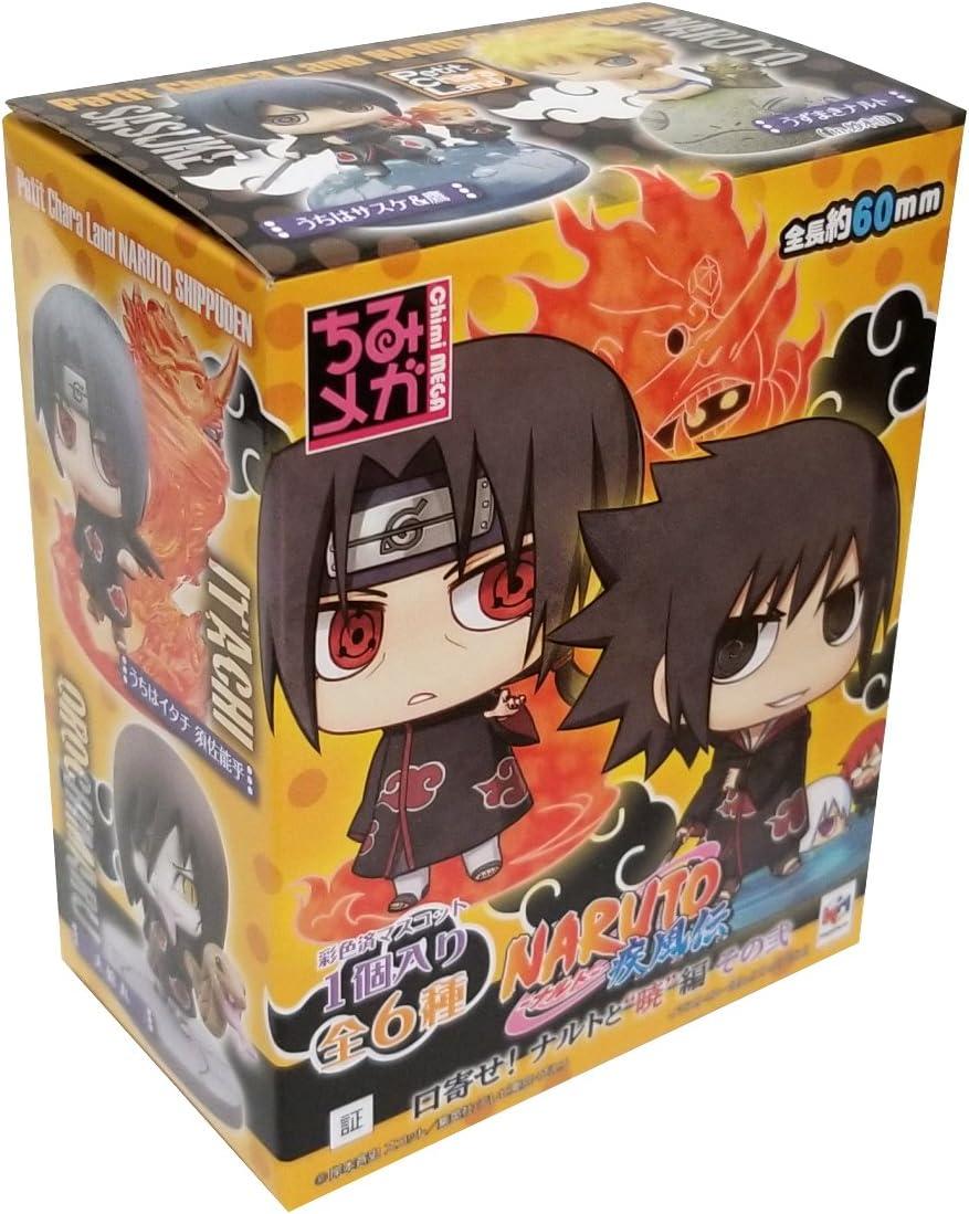 Amazon.com: Megahouse Naruto & Akatsuki Petit Chara Tierra ...