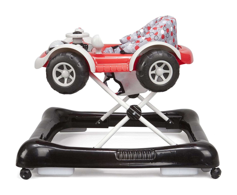 Red Delta Children Lil Drive Baby Activity Walker