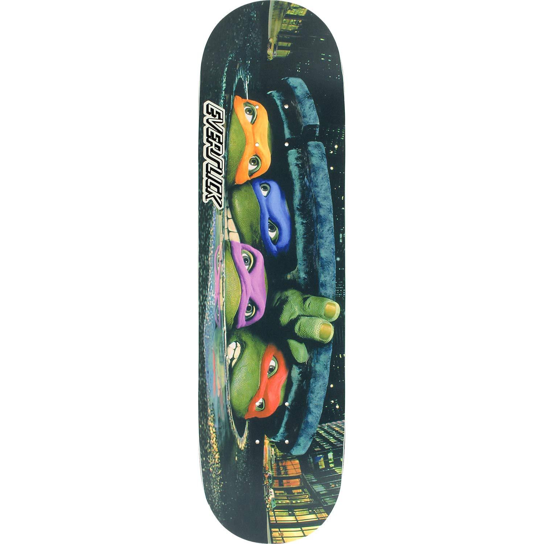 サンタクルーズ スケートボード TMNT TMNT ポスター 8.25インチ エバースリック スケートボードデッキ x 8.25インチ x 31.8インチ B07KDT6XQJ, 注目の:23175afd --- grupocmq.com