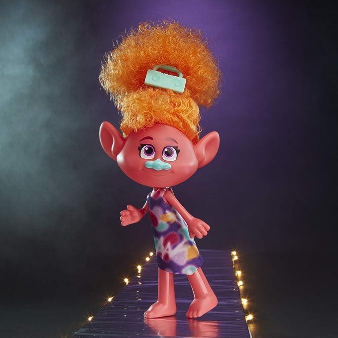 TROLLS WORLD TOUR Movie DJ Suki Fashion poupée cheveux Dreamworks 2020 Neuf