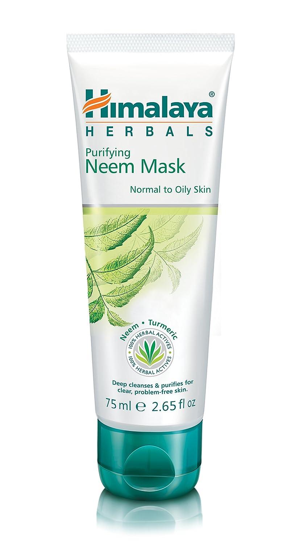 HIMALAYA HERBALS Purifying Neem Face Wash Gel 150g | Detergente idratante naturale per il viso viso | Pulisce profondamente i pori e l'acne | Detergente viso a base di erbe per il controllo dell'olio, in confezioni da due pezzi 150g