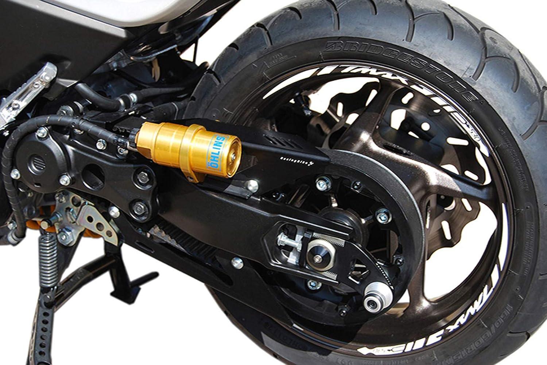 racingbike Copri correa, Negro, Yamaha T-Max 530 12 –  16 Yamaha T-Max 53012-16 SCC01N