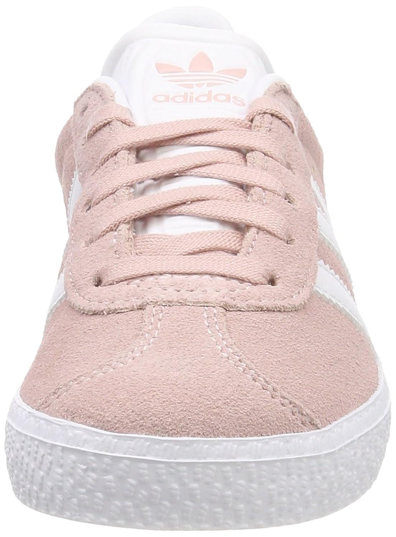 newest 37b32 78ee0 adidas Gazelle C, Chaussures de Fitness Mixte Enfant, Rose (Roshel Ftwbla