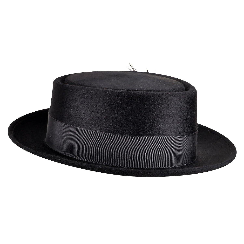 575c7fe073db8 Bailey of Hollywood Jett Pork Pie Hat at Amazon Men's Clothing store: