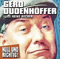 cd Gerd Dudenhöffer Kaufen Sie Null und Richtig! DOPPEL-CD und Waldmeister mit Beigeschmack