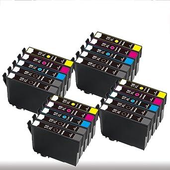 20 T1811 T1812 T1813 T1814 cartucho de tinta compatibles como ...