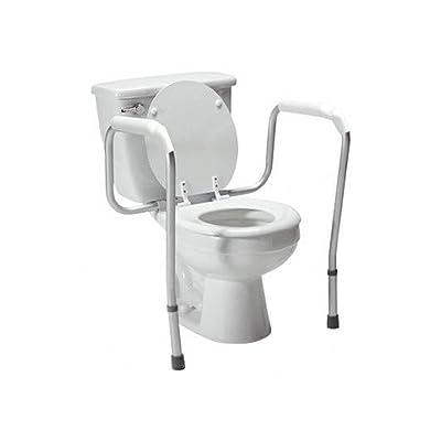 Lumex Graham Field Toilet Safety Rail