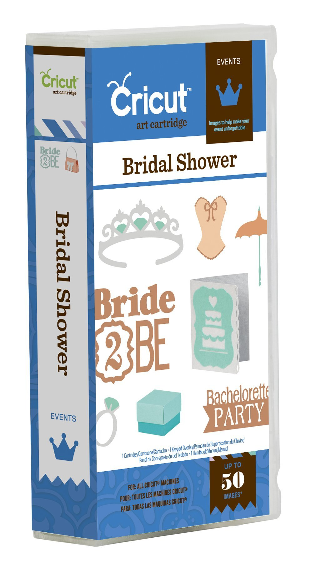Cricut Bridal Shower Cartridge