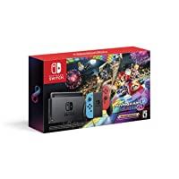Deals on Nintendo Switch Neon Joy-Con & Mario Kart 8 Deluxe Bundle
