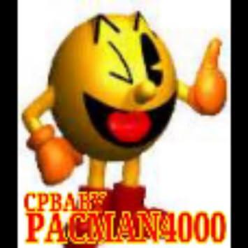 pacman 4000