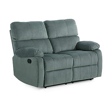 Outstanding Flexliving Recliners Slate Green Andrewgaddart Wooden Chair Designs For Living Room Andrewgaddartcom