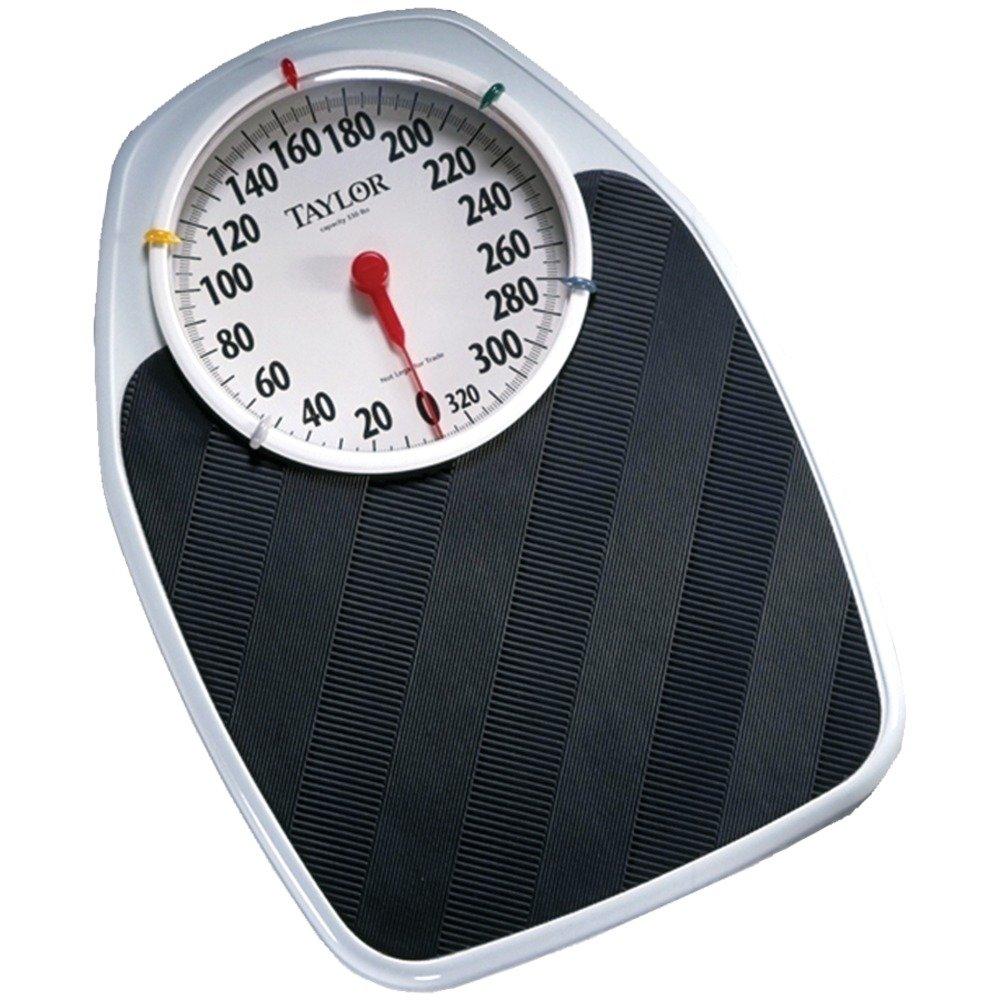 Amazon.com: Taylor Precision 1130T White Digital Bath Scale: Health U0026  Personal Care