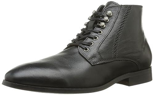 Amazon Zapatos es Benson Hombre Botas Y Ikks Cuero De Shoes x8ngwqnC0Y