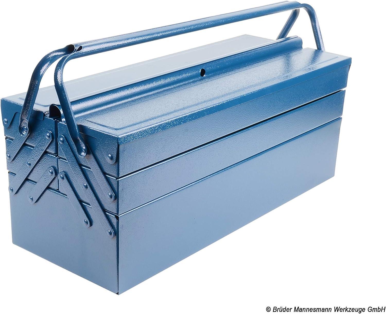 Mannesmann - M 211-530 - Caja de herramientas de montaje, 5 piezas
