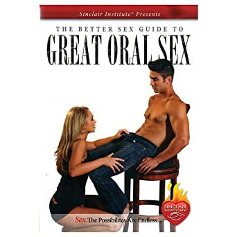 Books on great oral sex