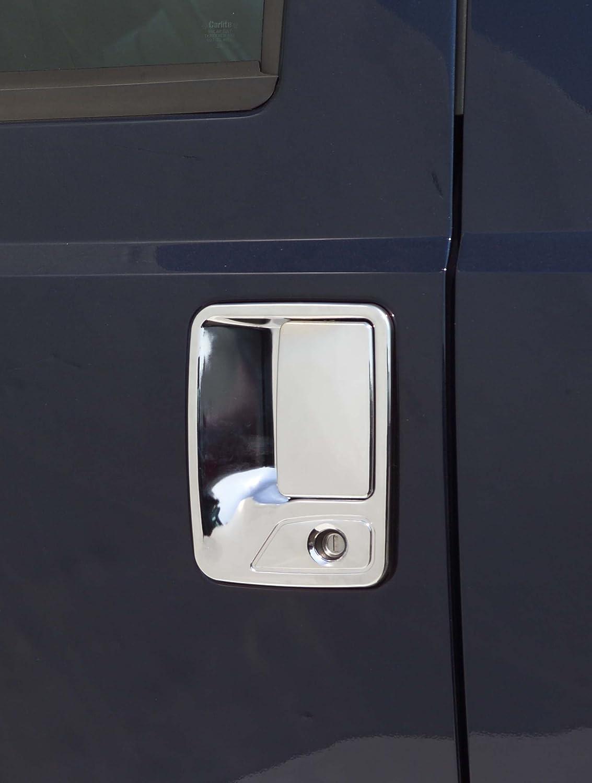 Putco 401003 Chrome Trim Door Handle Cover
