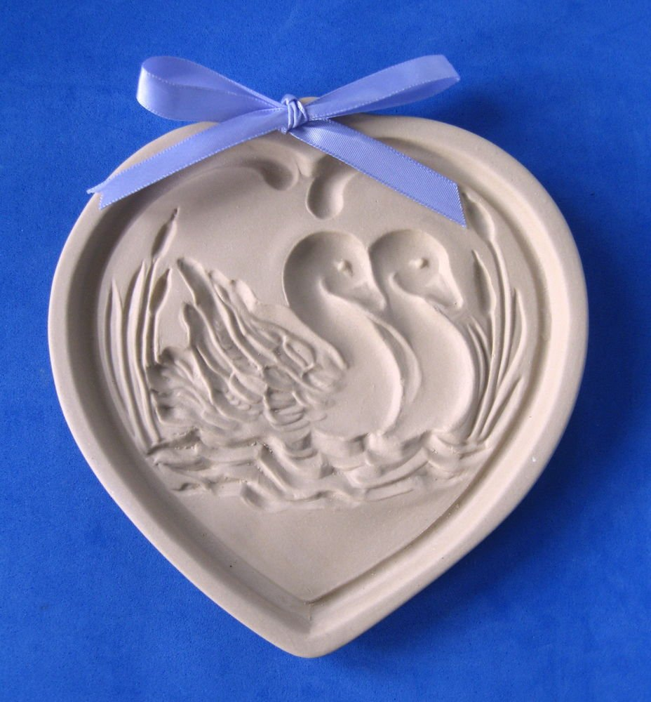 BROWN BAG 2005 SWAN SONG HAND-SIGNED & NUMBERED # 119 MOLD NEW WITH RECIPE BOOK