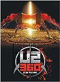 U2 360 - At the Rose Bowl