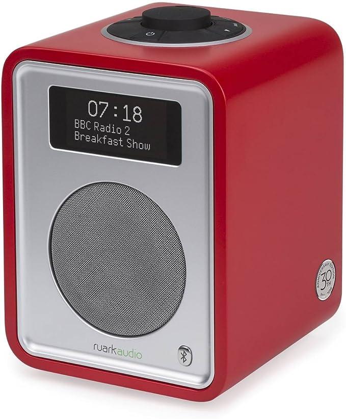 Ruark Audio R1 Mkiii Rot Limited Edition Elektronik