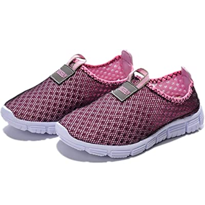 ADI Children's Breathable and Durable Mesh Running Shoes,Outdoor,Beach Aqua,Walking,Anti-Slip Sneakers