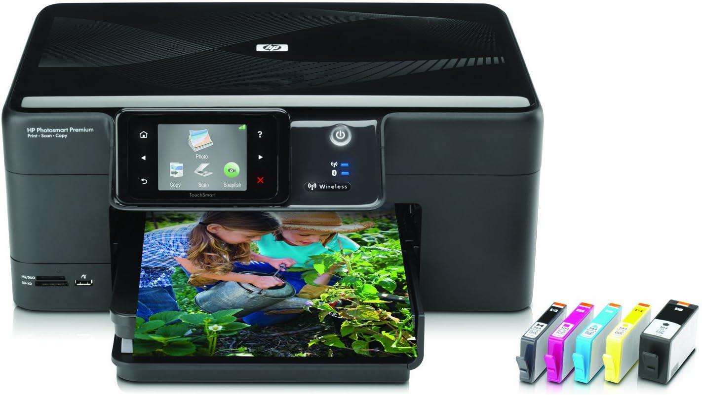 Amazon.com: Impresora All-in-One HP Photosmart Premium ...