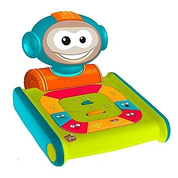 Imaginarium Emotionizer - Robot interactivo expresa emociones, unisex: Amazon.es: Bebé