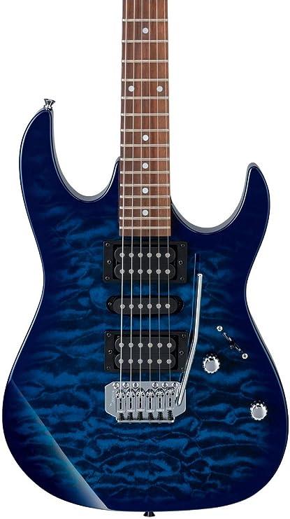 Ibanez GRX70QATBB Electric Guitar