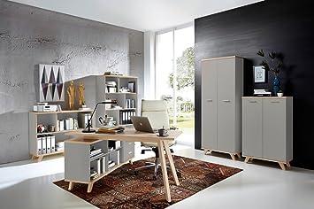 Arredamento Ufficio Scrivania Tavoli : Dreams home ufficio set i bostrak tavolo da ufficio tavolo