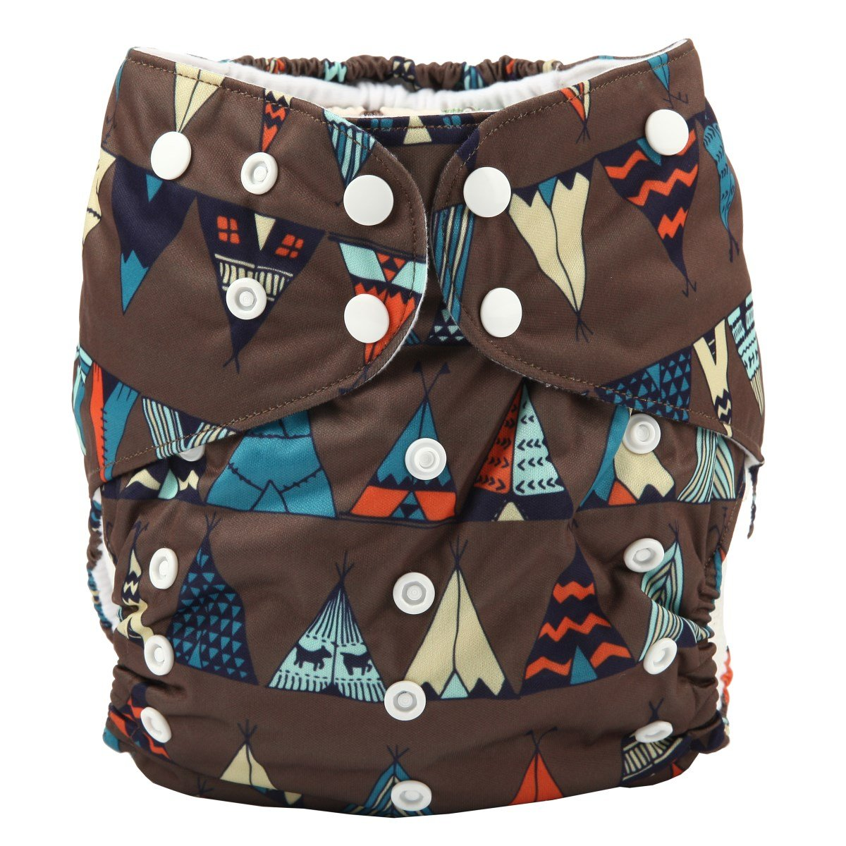 Sigzagor 2 to 7 years old Junior Big Cloth Diaper,Nappy,Pocket Reusable Washable,Baby Kids Toddler Stars