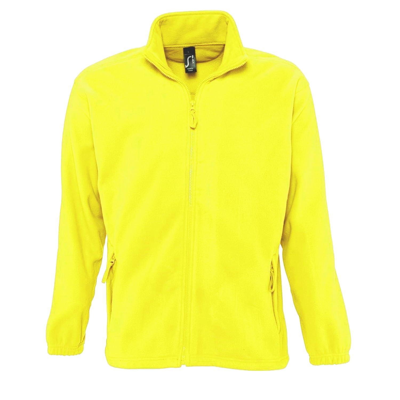 SOLS Mens North Full Zip Outdoor Fleece Jacket