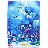 """KATUMO Coque Housse Protection Etui pour Tablette 10,1 Pouces, Pochette Cuir pour Tablette Acer Iconia Tab A3-A40 10"""" Tablette Teclast X10 10.1 Pouces Flip Case Cover"""