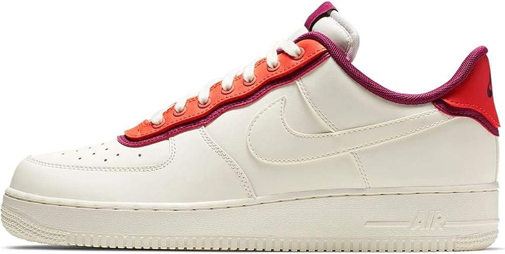 2019 Nike Air Force 1 '07 LV8 1 SailTeam Orange True Berry AO2439 101