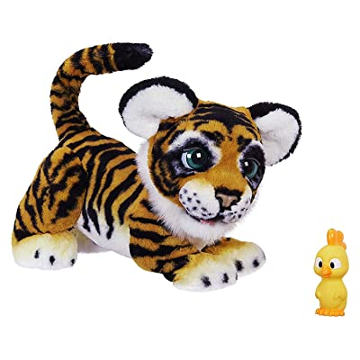 FurReal Roarin' Tyler, the Playful Tiger: Toys & Games