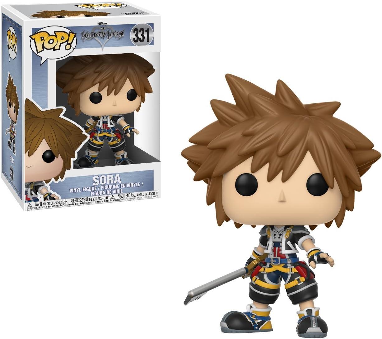 Sora Pop Vinyl Kingdom Hearts