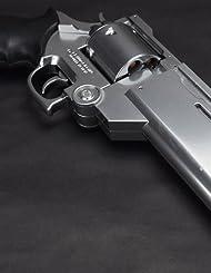 劇場版トライガン Badlands Rumble ヴァッシュの銃 モデルガン ポリウレタン製 未塗装組立キット