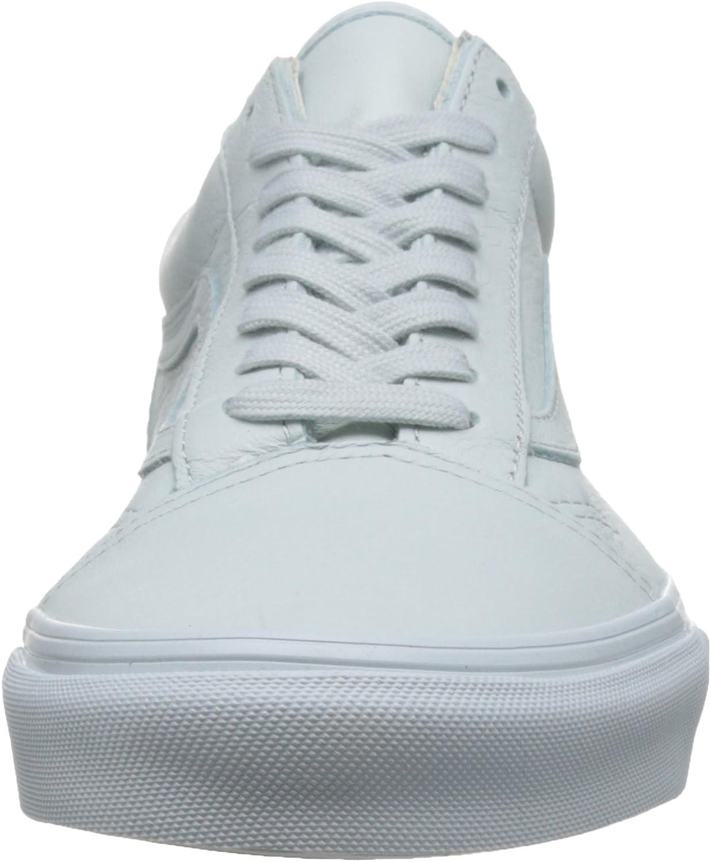 Vans Old Skool, Baskets Mixte Adulte White