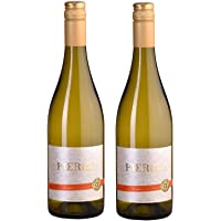 Pierre Chavin Zero Blanc Non-Alcoholic White Wine 750ml (2 Bottles)