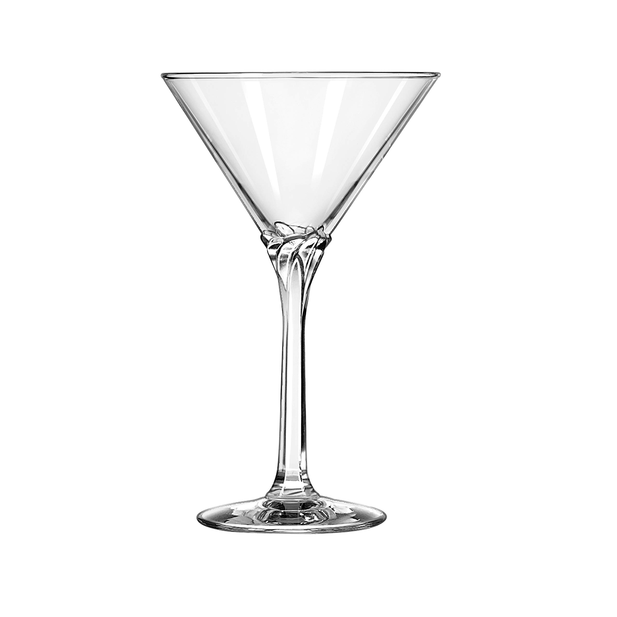 Libbey Domaine Clear Martini Glass, 8 Ounce - 12 per case