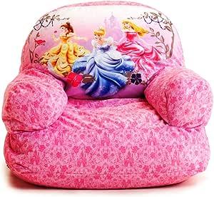 Comfort Research Disney 3 Princess Bean Bag Chair