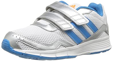 watch e2f0f 9647e adidas Cleaser CF K Running Shoes Outdoor Sports Boy White Size 10K
