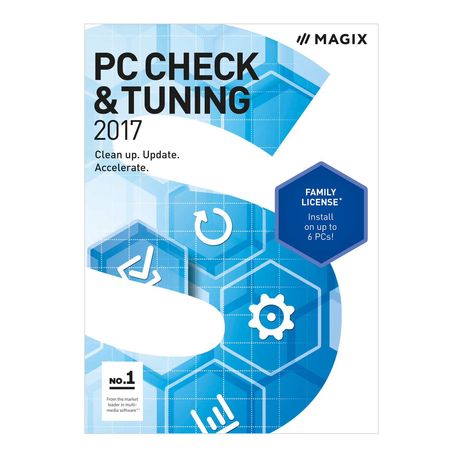 MAGIX PC Check & Tuning 2017 [Download] by MAGIX