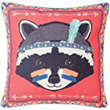 Sass and Belle Racoon Animal Adventure Cushion