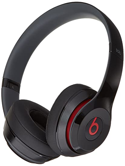 Beats Solo 2 Wired Headphones | Amazon Com Beats Solo 2 Wired On Ear Headphone Not Wireless Black