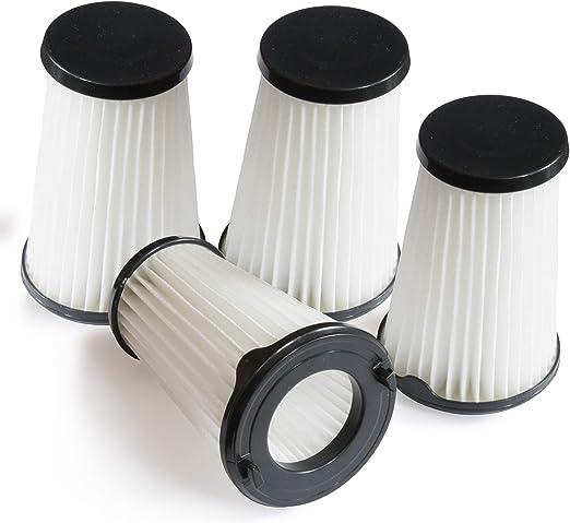 MI:KA:FI - 4 filtros para aspiradoras AEG CX7-2 Ergorapido como AEF150: Amazon.es: Hogar
