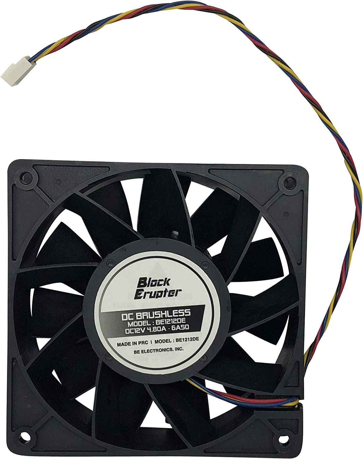 Replacement Bitmain Fan for Antminer S9, T9, Z9, D3, E3, X3, L3+