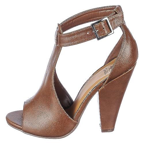 c99dfbbb49c01 Amazon.com: Shiekh Speakup-S Dress High Heel - Light Brown Size 8.5 ...