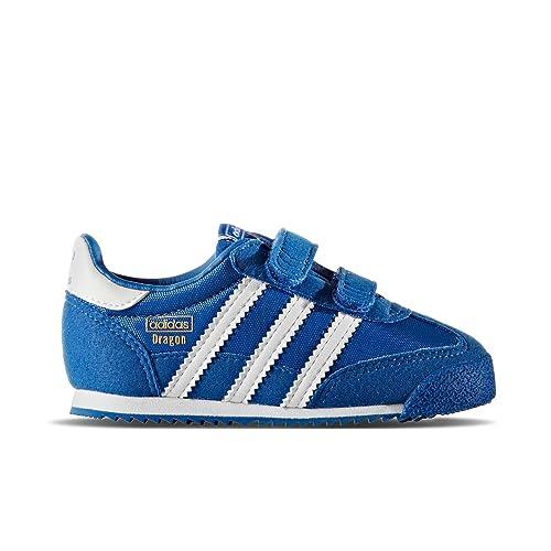adidas Dragon OG CF I, Zapatillas de Estar por Casa Bebé Unisex, Azul (Azul/Ftwbla/Azul), 23.5 EU: Amazon.es: Zapatos y complementos