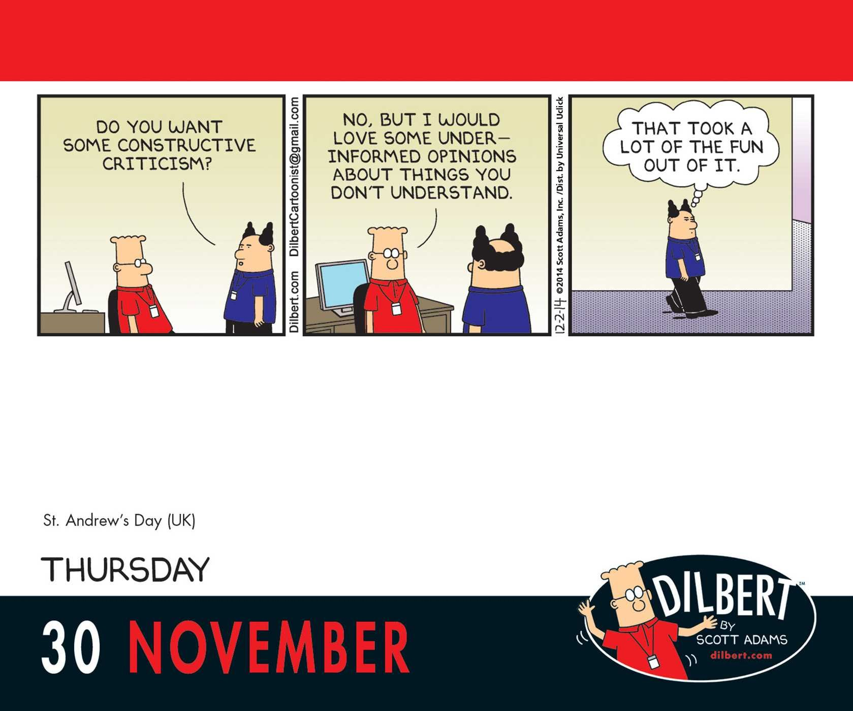 Dilbert Gifts Uk Gift Ftempo